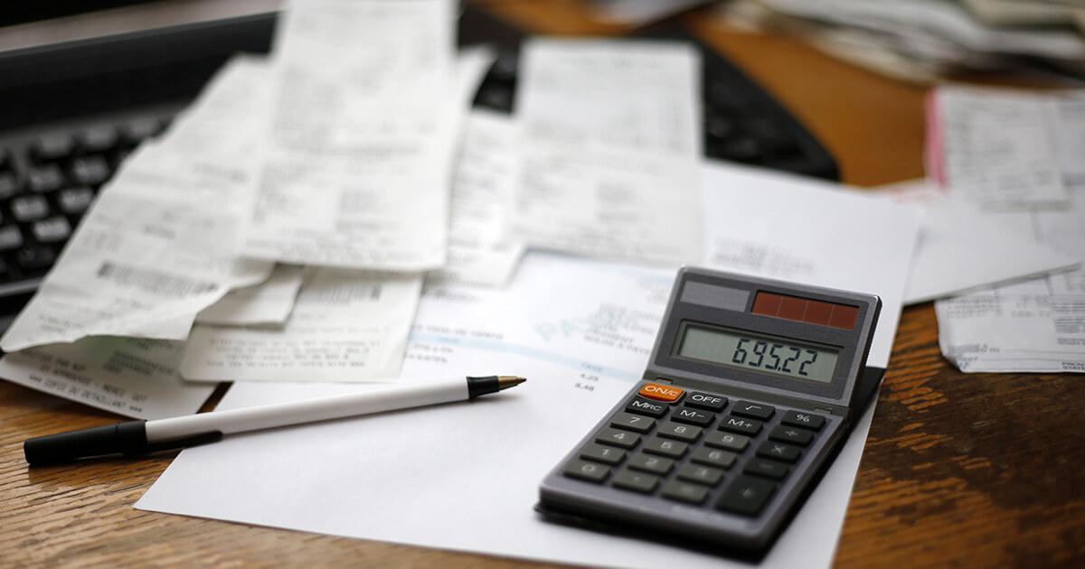 経営者・個人の借金問題のイメージ写真